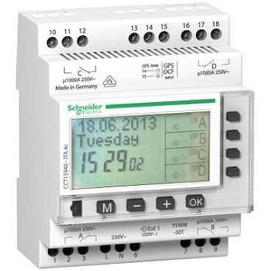 Schneider Digital Time Switches CCT15940