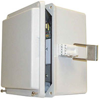 MS722-MPP56KN Wall Mount, Port Powered, Secure Modem, Kessler-Ellis