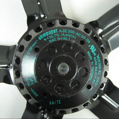 Ebm papst fan a2e300 ac50 09 honest for Ebm papst fan motor