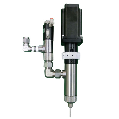 Ace Giken Fluid Constant Volume Dispense Valve, SB-110IIIL