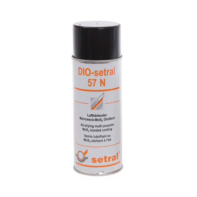 Air-drying Lubricant, SETRAL, DIO-setral-57N