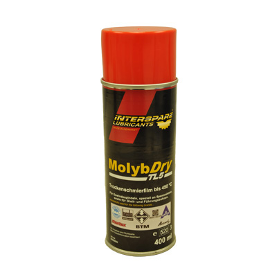 Interspare Lubricant, MolybDry TL5