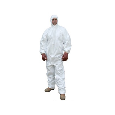 JSP Type 5/6 Coverall Micro Porous, OL TYPE5/6 SUIT L