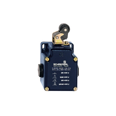 Schmersal Limit Switch, UK432Y-M20, EN 60947-5-1