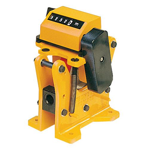 Cable Length Measuring Equipment : Trumeter mechanical length measuring unit honest