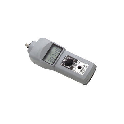 Nidec Shimpo Contact Type Handheld Tachometer, DT-105A