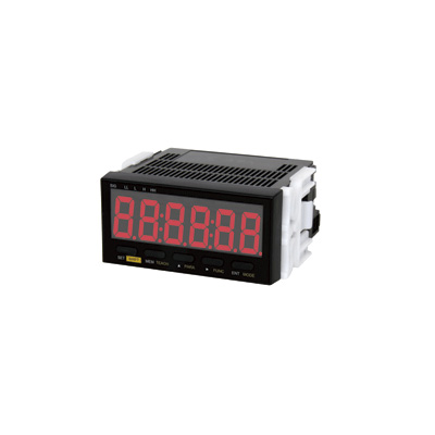 Nidec Shimpo Panel Mount Digital Tachometer, DT-501XA