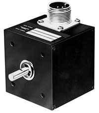 700 Series Optical Shaft Encoder, Kessler-Ellis