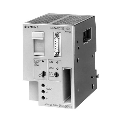 Siemens Programmable Controller, 6ES5102-8MA02