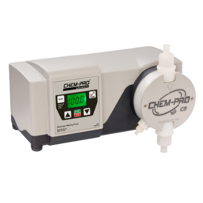 Blue-White Diaphragm Pump, Chem-Pro C3