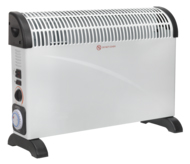 Convector Heater with Turbo & Timer CD2005TT 2000W 230V
