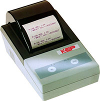 P1000 Hand-Held Dot-Matrix Printer, Kessler-Ellis