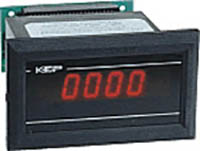 S12 Series Slave LED Display with BCD Input, Kessler-Ellis