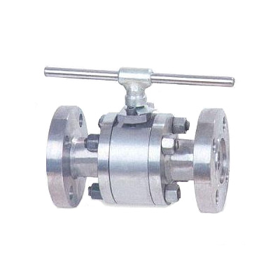 Cast Iron Ball Valve, API 598, Lever Operated
