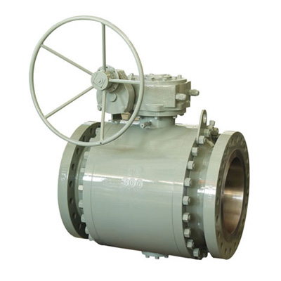 Floating Ball Valve, Carbon Steel, Flanged