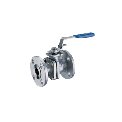 Keystone Split-Body Ball Valve, F190