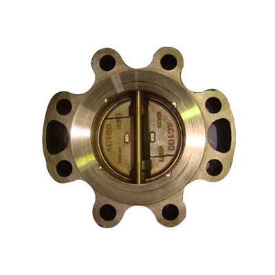 Aluminum Bronze Check Valves, Wafer, Flanged