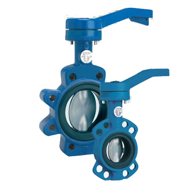 Keystone Wafer Butterfly Valve, F320