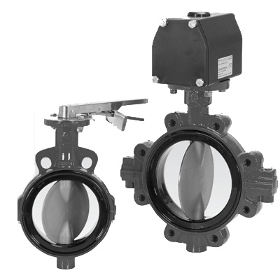 Lug, Wafer Butterfly Valve, Keystone, F612, F611